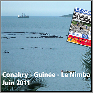 Conakry Guinée Le Nimba